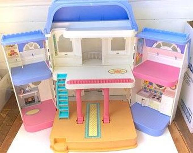 Fisher Price Little People Doll House West Shore Langford Colwood