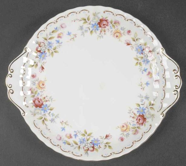 Royal Albert Cake Plate