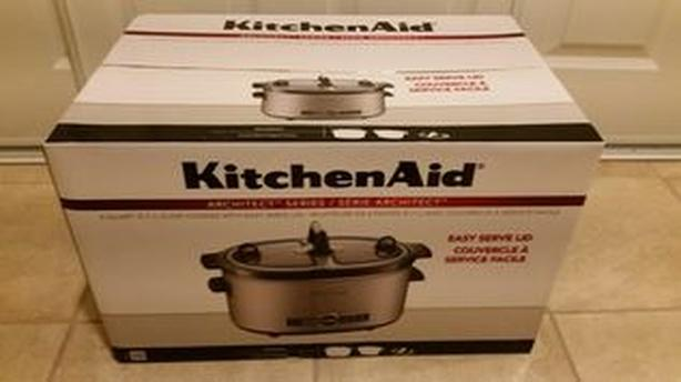 High End KitchenAid Slow Cooker Still In Box