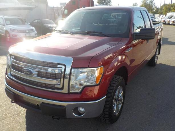 2013 Ford F-150 XLT SuperCab 6.5-ft. Bed 4WD