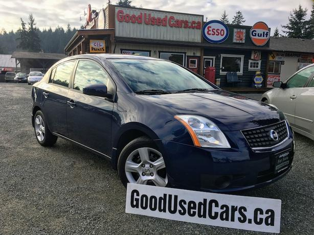 2007 Nissan Sentra 2.0 S - Wow! Auto with Only 58,000 KM!