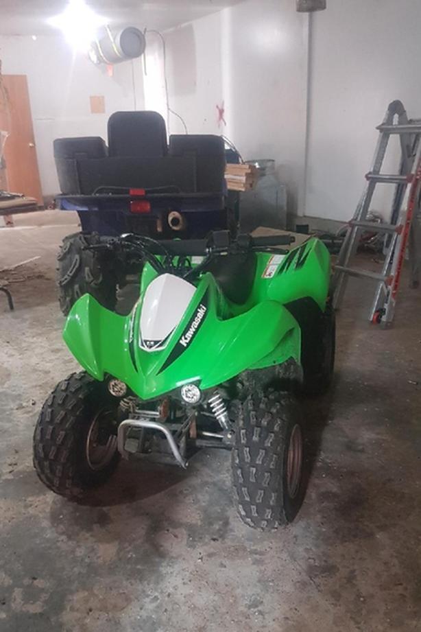 2011 kfx 90 Kawasaki