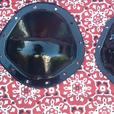 1970 chev truck 350 small block oil pan & other covers