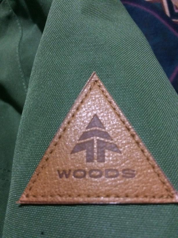 Woods Down Parka