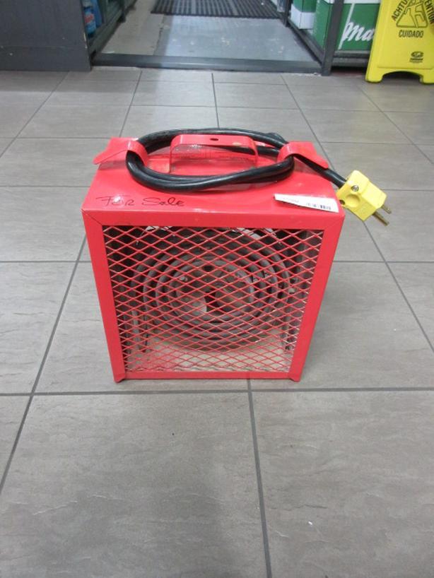 Construction heater  **Money Maxx**