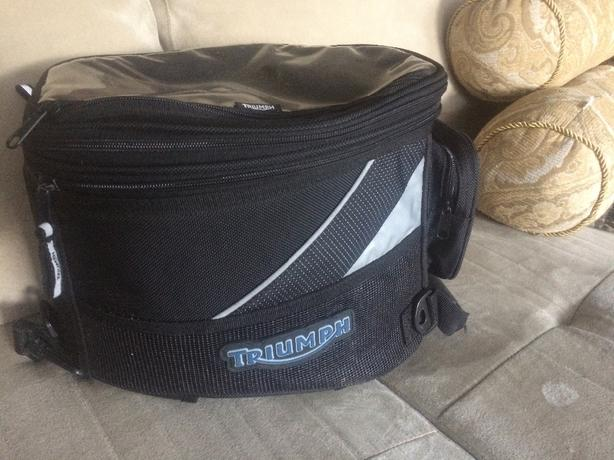 Triumph Motorcycles saddle bag
