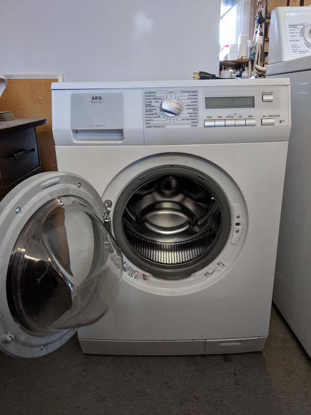 Electrolux (Aeg) front loading washer