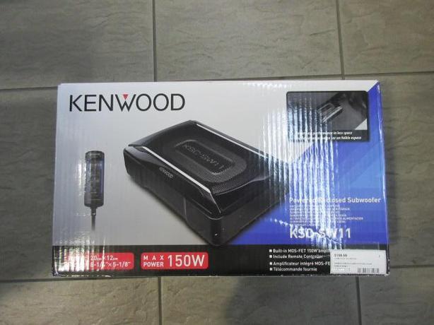 Kenwood Powered Subwoofer  **Money Maxx**