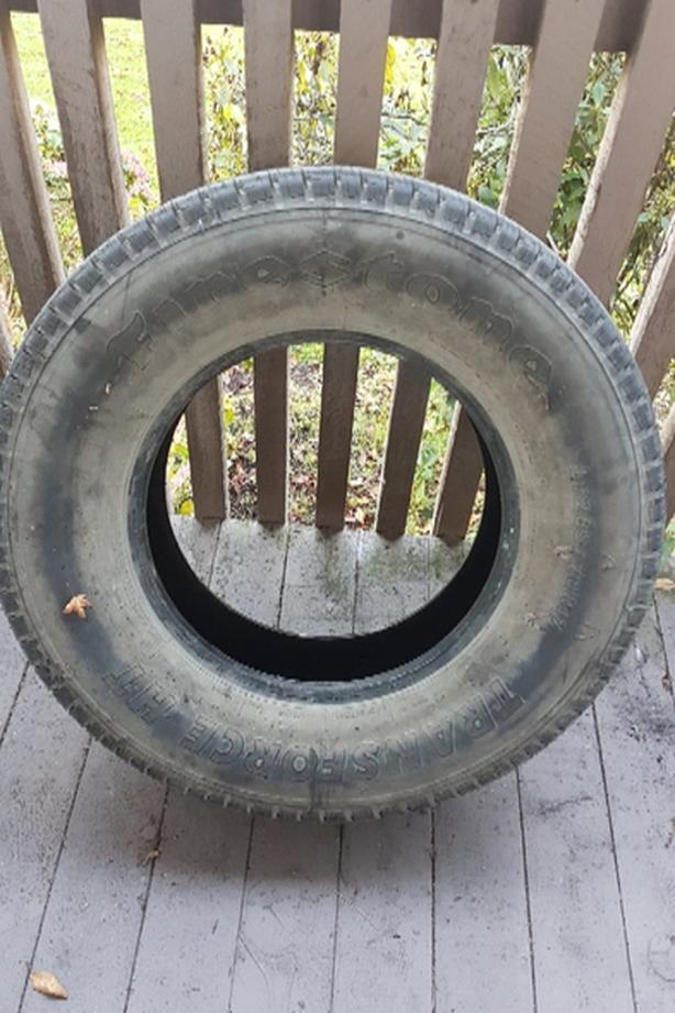 FREE: Firestone Transforce HT Tire 265/70/17