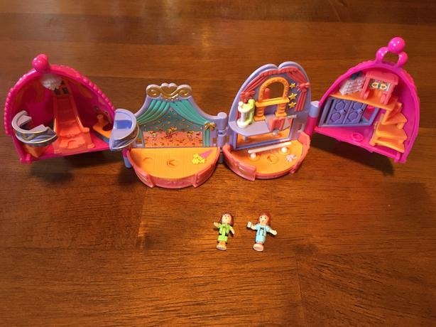 1996 Vintage Polly Pocket Sparkle Ballerina