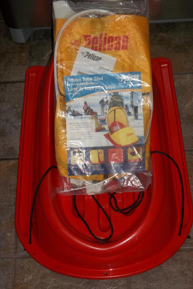 I have 2 Pelican Baby Sleds Deluxe for up to 24 months