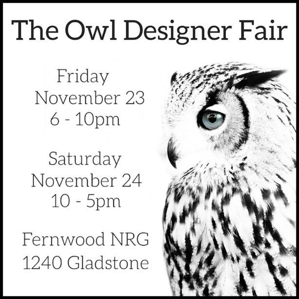 The Owl Designer Fair 2018