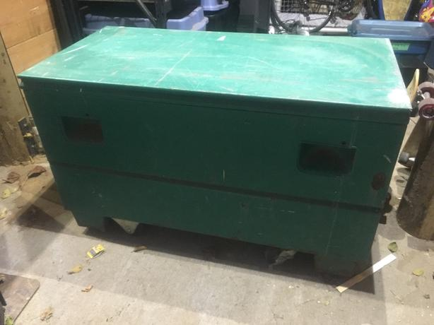 Greenlee Tool Box Storage