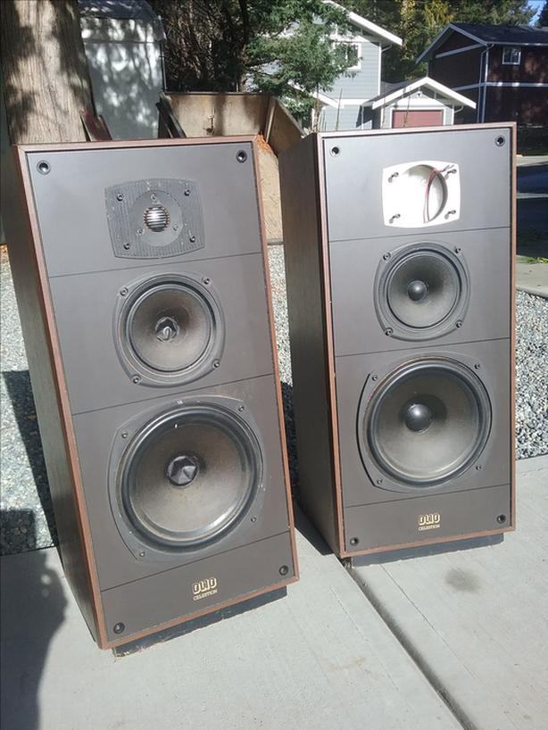 Celestion DL-10 Speakers