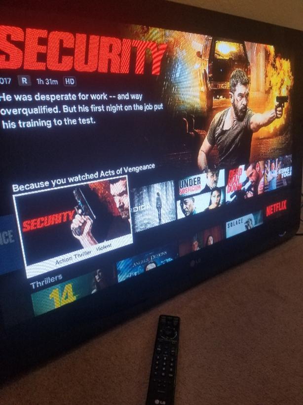 """42"""" LG flatscreen tv"""