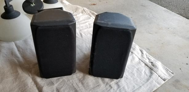 Mission Outdoor Speakers