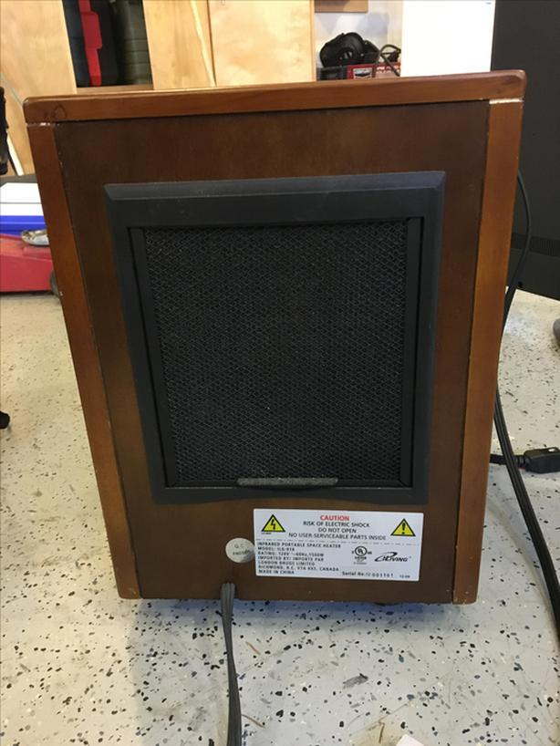 i-LIVING SPACE HEATER