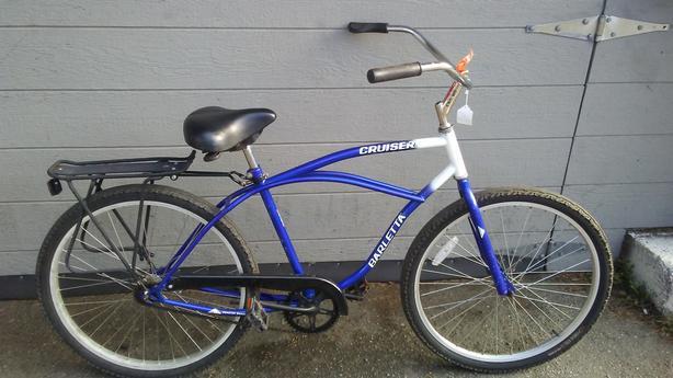 "Barletta Cruiser, 26"" wheels, single speed, 19"" frame"