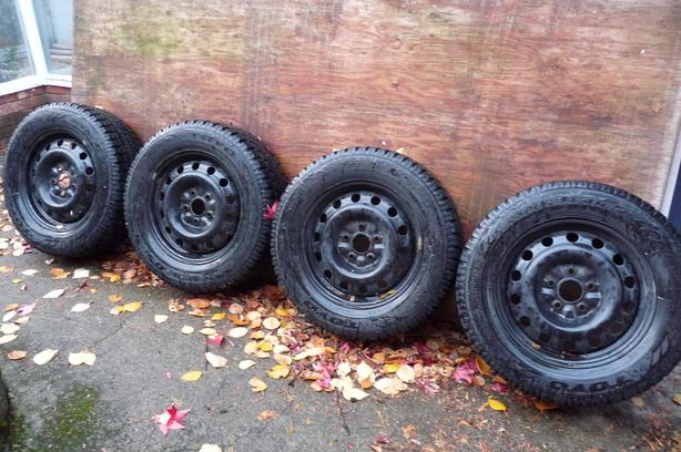225 60 R16 Winter Tires
