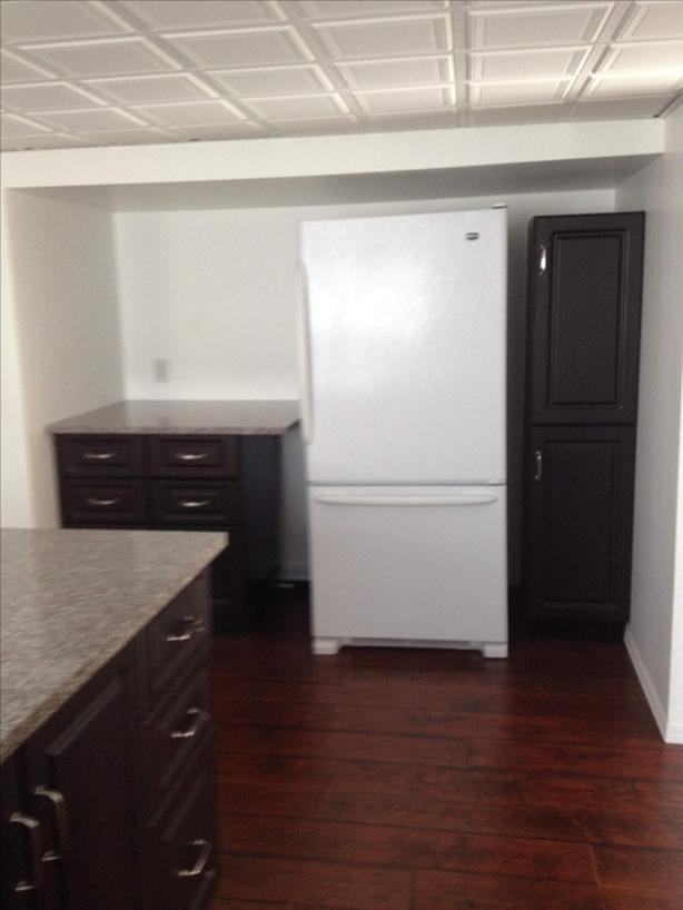 One bedroom suite in central location available Dec 1