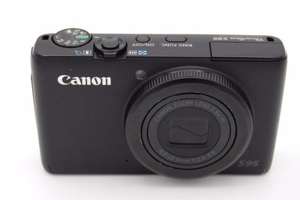 CANON S95 HiEnd Compact,WiFi, Deluxe Case / MINT*