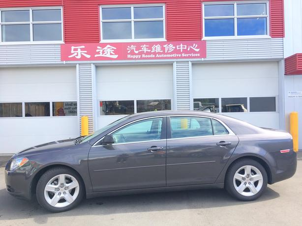 Low Mileage  2012 Chevrolet Malibu
