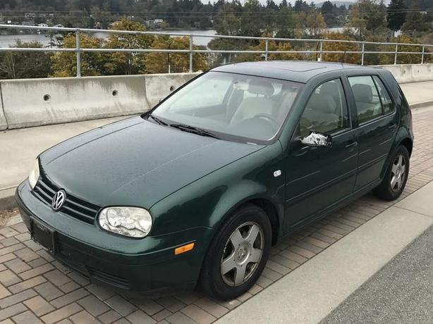 2001 Volkswagen Golf GLS TDI