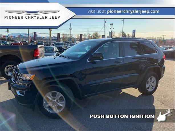 2017 Jeep Grand Cherokee Laredo  -5 inch touchscreen