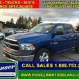 2015 Ram 1500 Outdoorsman  - Easy Financing! - Low Payments!