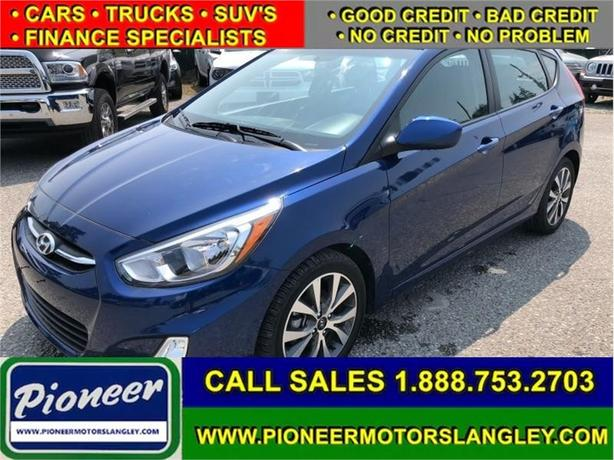 2017 Hyundai Accent 2 DOOR  - $81.41 B/W