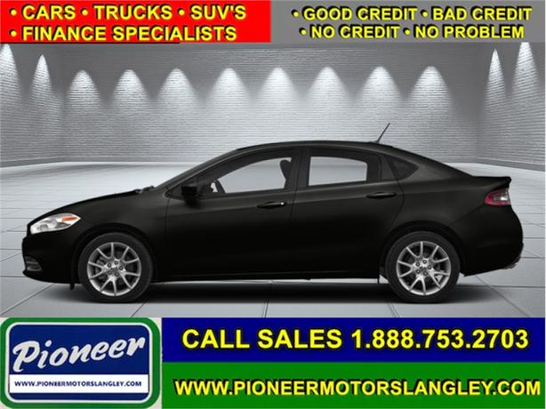 2014 Dodge Dart SXT  - Bluetooth - $90.53 B/W
