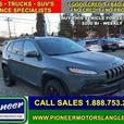 2015 Jeep Cherokee TRAILHAWK  - Bluetooth - $188.58 B/W