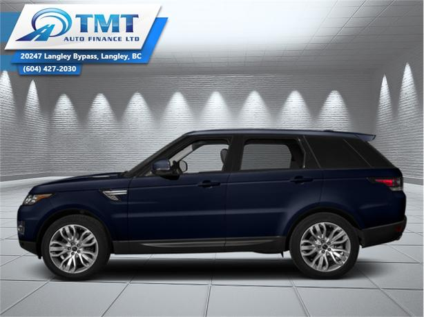 2014 Land Rover Range Rover Sport RANGE ROVER SPORT SC