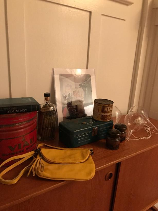 many great vintage items