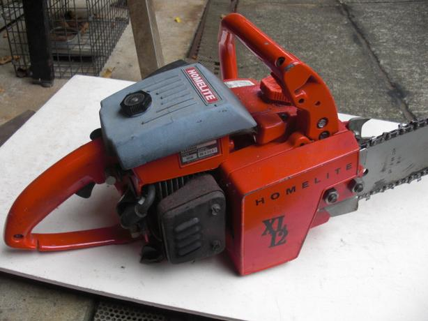  Log In needed $60 · HOMELITE CHAINSAW