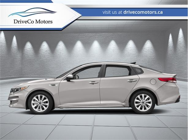 2018 Kia Optima LX +  - Heated Seats -  Memory Seats - $184.90 B/W