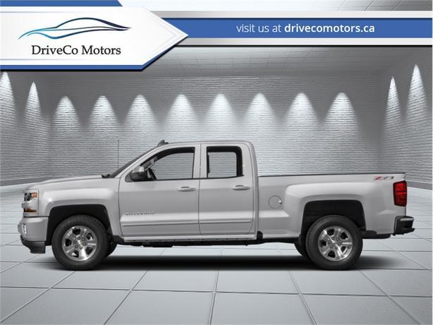 2018 Chevrolet Silverado 1500 LT  - Bluetooth - $300.02 B/W