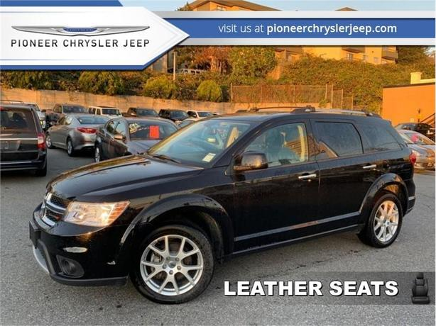 2018 Dodge Journey GT  -7 Seats -Leather -DVD -Navi