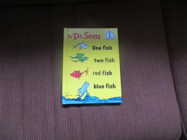 Dr. Seuss new book 62 pages
