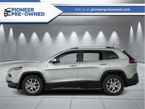 2016 Jeep Cherokee North  - Bluetooth -  Fog Lamps