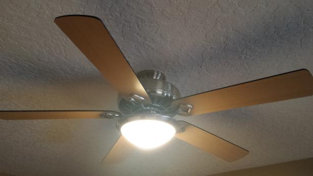 Ceiling Fan - Hampton Bay Southwind (Reversible Blades)