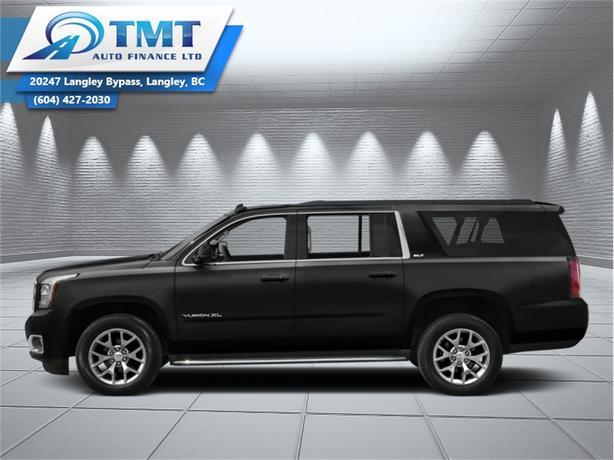 2017 GMC Yukon XL SLT   - Leather Seats -  Bluetooth