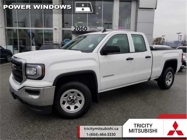 2016 GMC Sierra 1500 Base  - A/C -  Power Windows