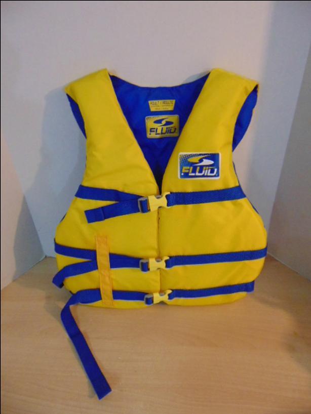 Fluid life jacket price
