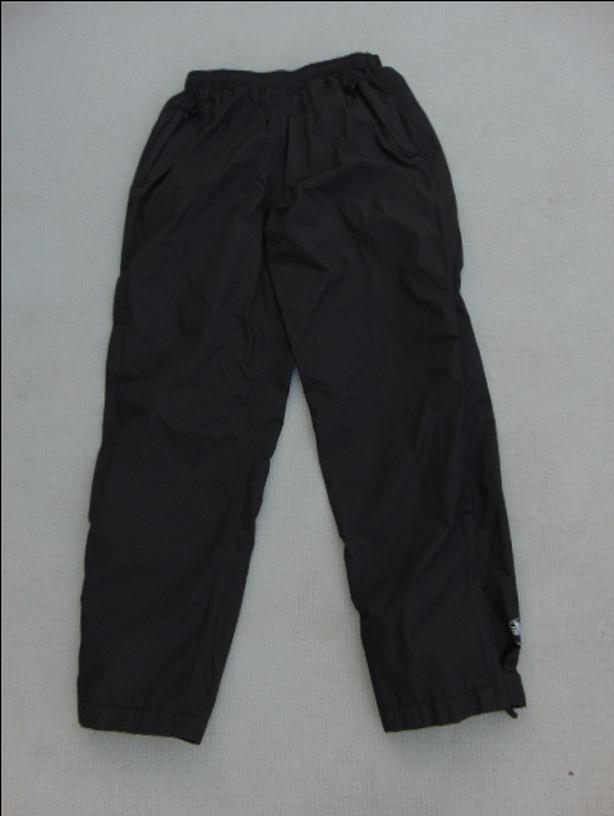 Rain Pants Men's Size Small Wetskins Black