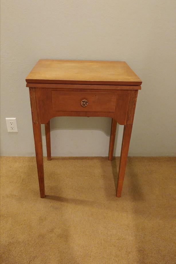 Vintage Sewing Desk Saanich Victoria