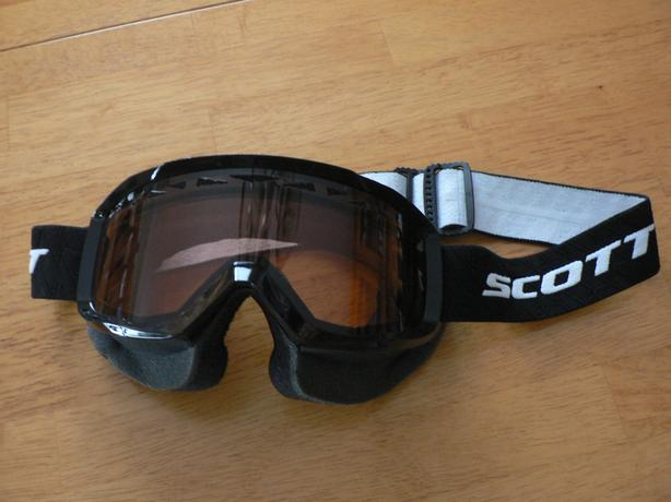 Helmets And Goggles / stuff