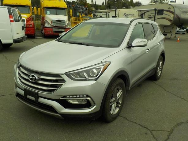 2018 Hyundai Santa Fe Sport Premium 2.4 AWD