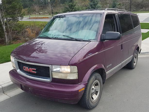  Log In needed $700 · 1997 GMC Safari Van