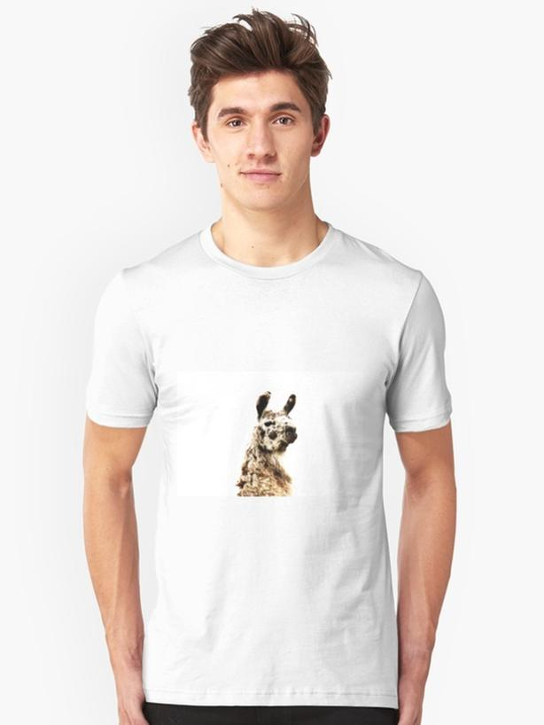 The Llama, a great Tshirt for all ages, variety of styles